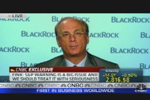 BlackRock's Profits Surge