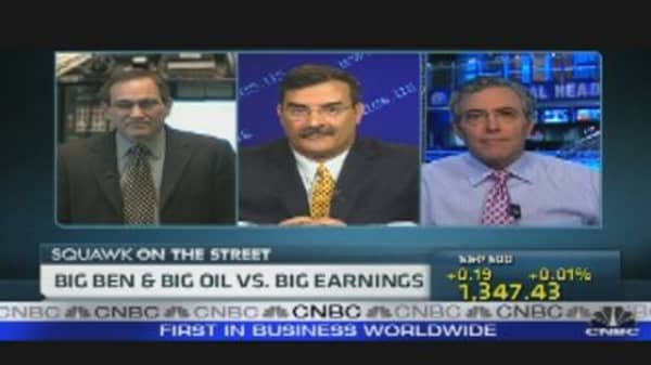 Big Ben & Big Oil Vs. Big Earnings