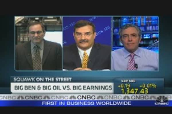 Big Ben & Big Oil Vs. Big Earnings