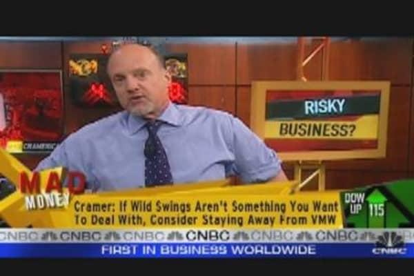 Cramer's Take on 'Risk-Reward'