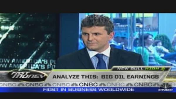 Analyze This: Oil Earnings