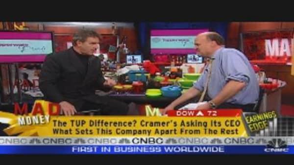 Executive Decision: TUP CEO