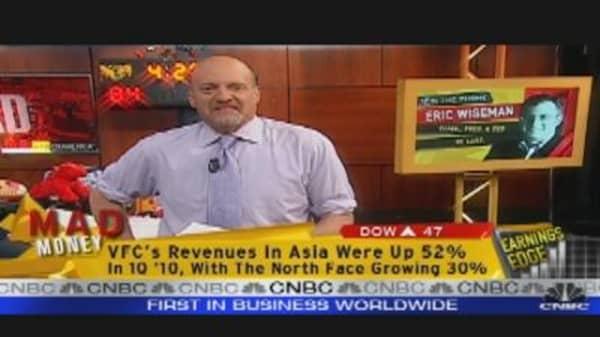 VFC CEO Talks Earnings