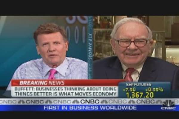 Buffett on Berkshire Hathaway's Future