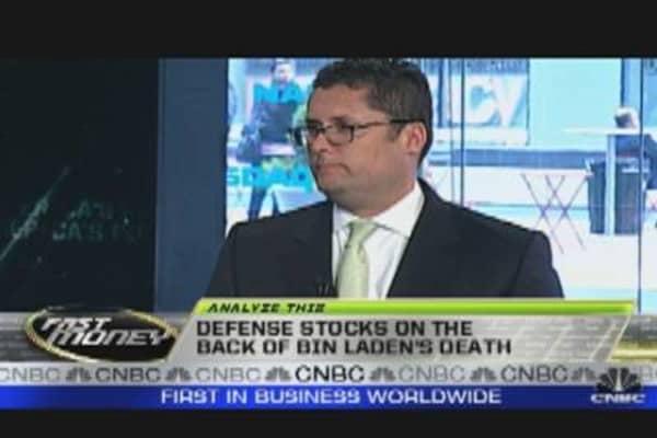 Bin laden Killed: Defense Stocks