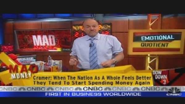 Cramer on Bin Laden's Death
