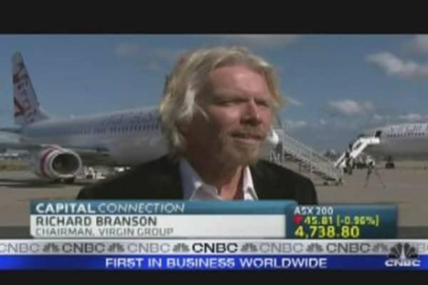 Virgin Targets Business Travel Market