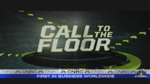 Call to the Floor: Digital Realty