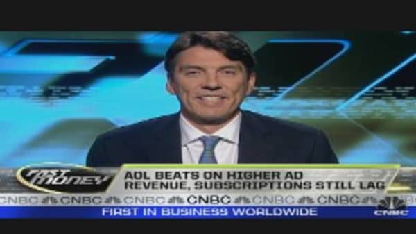 Call to the Floor: AOL