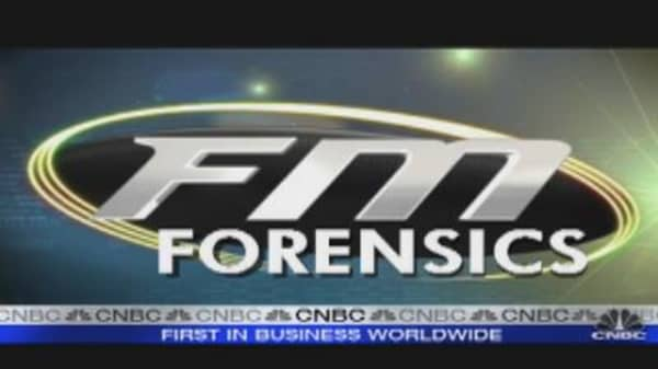 Fast Money Forensics