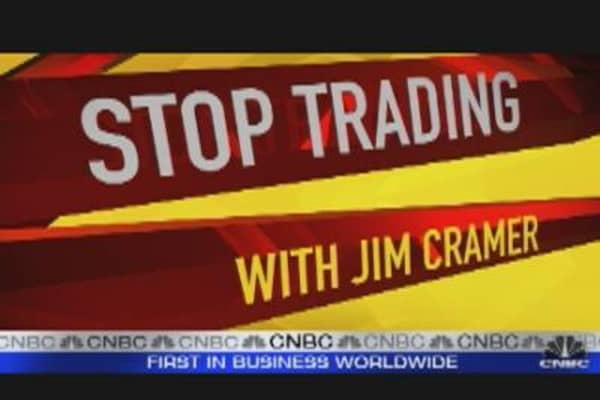 Stop Trading: Jim Cramer's Goodbye to Erin Burnett