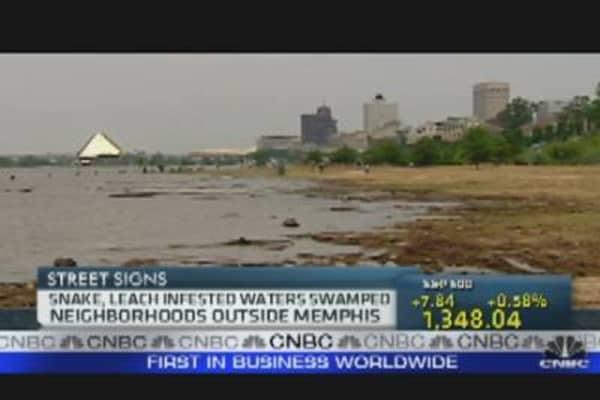 Flooding Impact on Markets