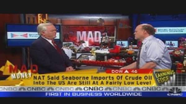Nordic American Tanker CEO
