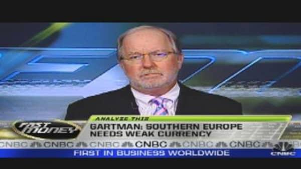 Gartman on Greece