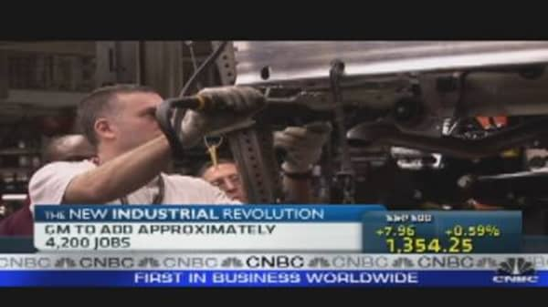 Is American Manufacturing Back?