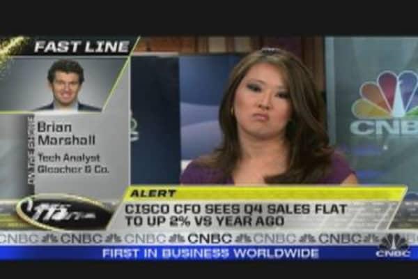 Analyze This: Cisco