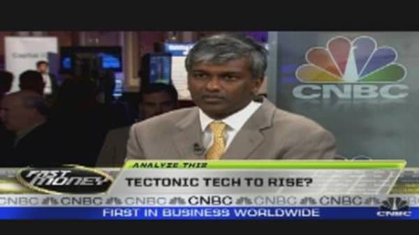 Global Tech to Rebound?