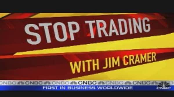 Stop Trading: Cramer on Cisco