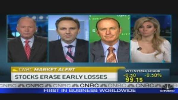 IMF Crisis Impact on Markets