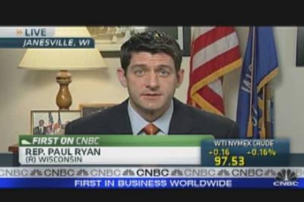Rep. Ryan's Economic Message