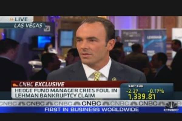 Hedge Fund Spat
