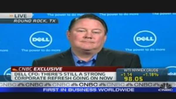 Dell Earnings Beats the Street