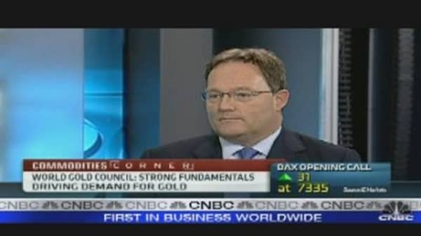 Strong Fundamentals Driving Demand for Gold