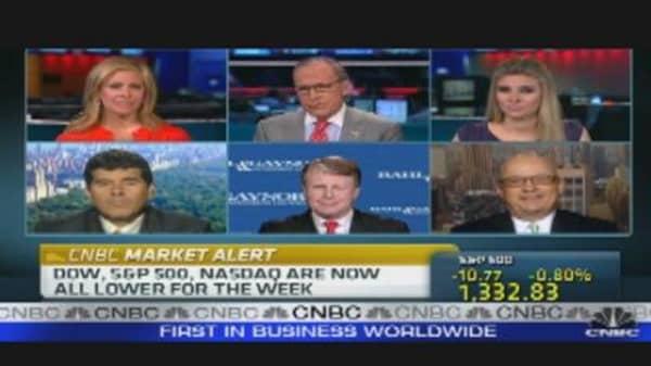 Retail Impact on Markets