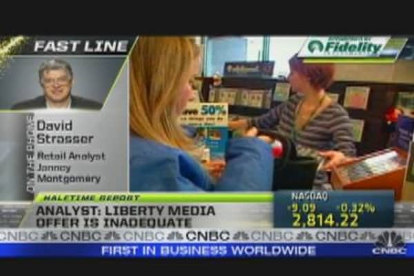 Liberty's $1 Billion Bid for Barnes & Noble