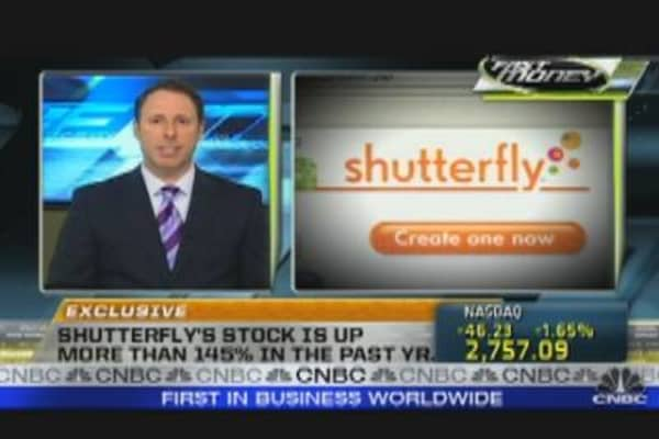 Call to the Floor: Shutterfly CEO