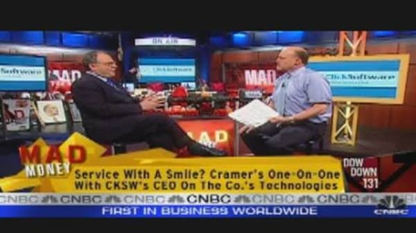 Cramer Sizes up CKSW
