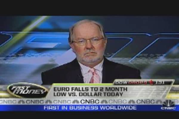 Political Support for Euro Waning?