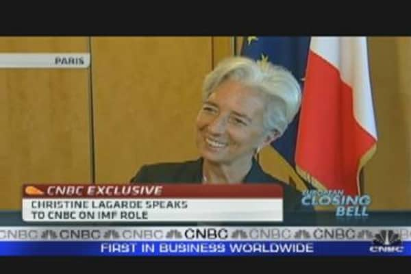 Greece Must Deliver: Lagarde