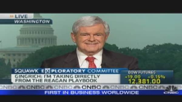 Newt Gingrich the
