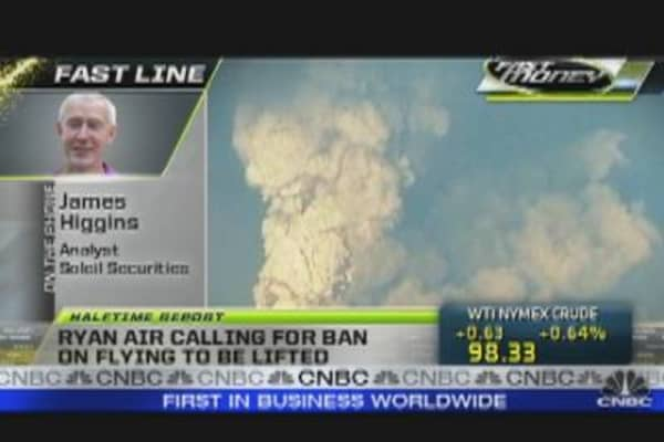 Will Volcanic Ash Obscure Airline Outlook?