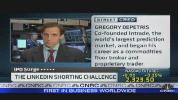 The LinkedIn Shorting Challenge
