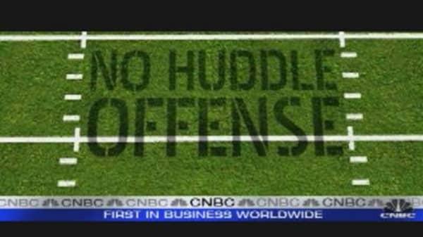 No Huddle Offense: Greece