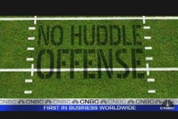 No Huddle Offense: Greece