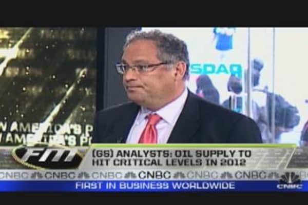 Don't Get in on Oil Yet: Trader