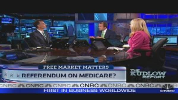 Referrendum on Medicare?