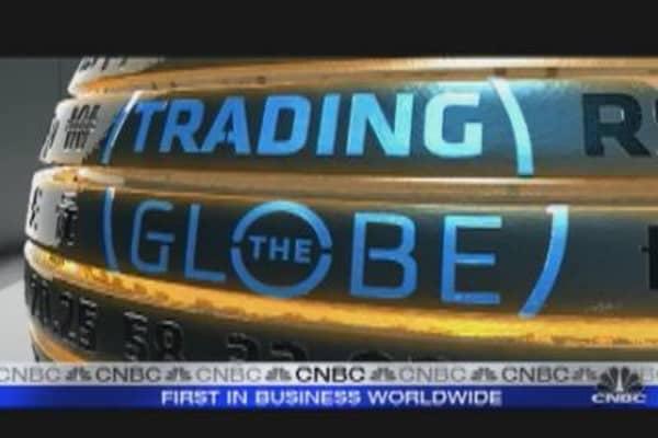 Trading the Globe: G8 Summit