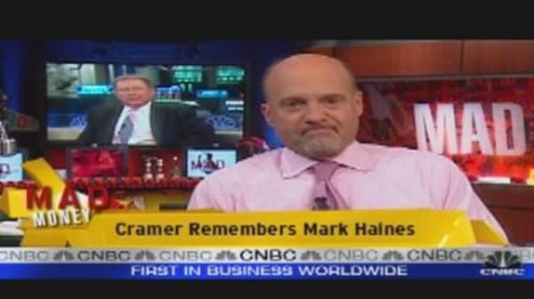 Haines Defined Biz Journalism: Cramer