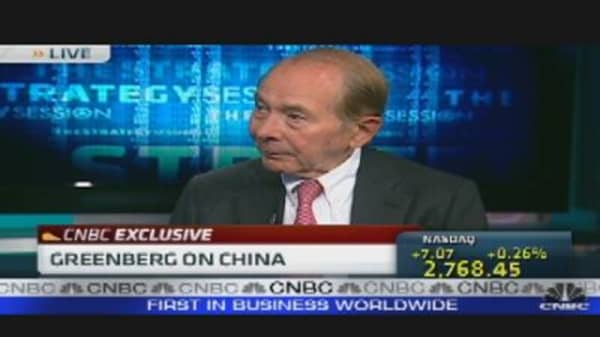 Hank Greenberg Weighs in on AIG