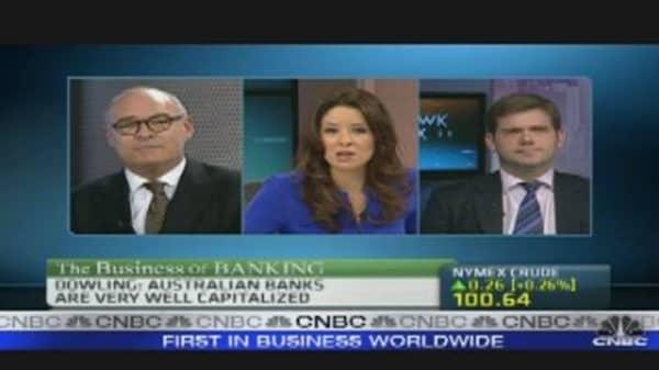 The Big Bank Debate; Australia Versus China