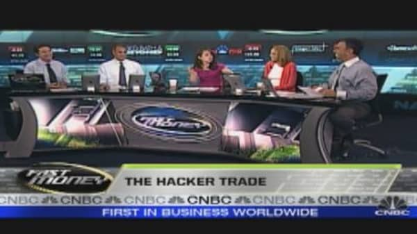 The Hacker Trade: Buy Security Related Stocks