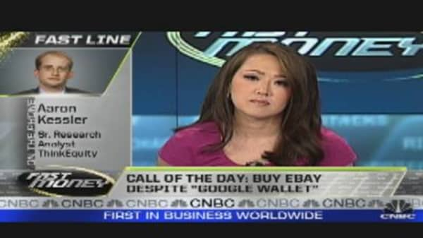 Call of the Day: Yahoo & eBay