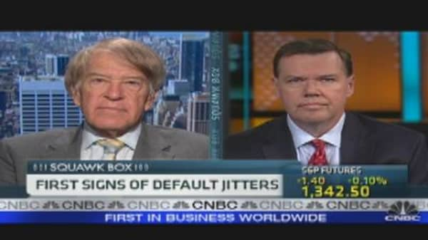 Signs of US Default Jitters Emerge
