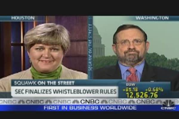 SEC Finalizes Whistleblower Rules