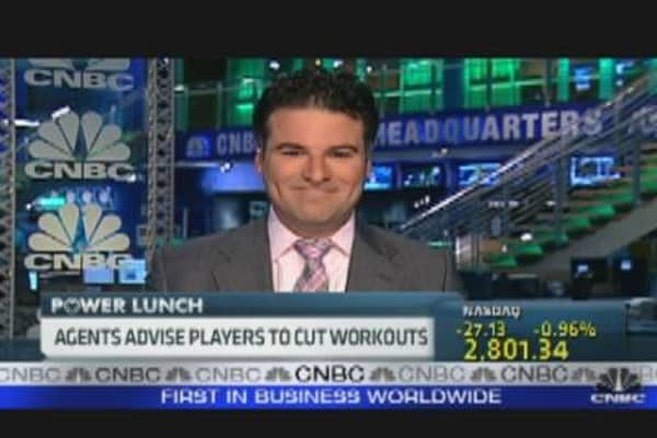 NFL Players Advised: Stop Working Out