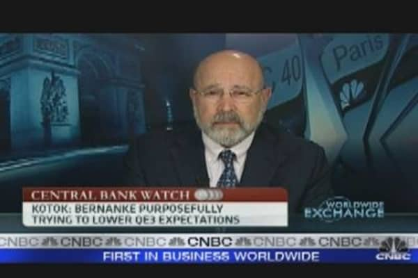 QE3 Not Going to Happen: Analyst